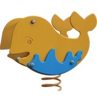 Детска клатушка - делфин
