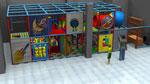 Оборудване за детски кът 2702-3187