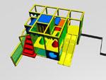 Оборудване за детски кът 2706-3187