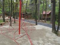 Детската катерушка - въжена пирамида
