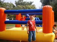 Ринг за деца надуваем