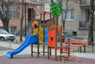 Проектиране на детски съоръжения за игра
