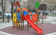 Пързалки за деца с размери 3100 х 4200 mm
