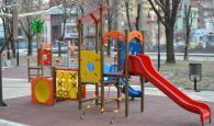 Детска площадка с размери 5200 х 2900 mm