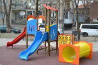 Комбинирана детска площадка  5200 х 2900мм