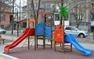 Детска пързалка по индивидуален дизайн