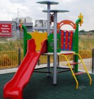 Пързалки за деца до 3 години