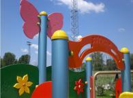 Монтаж на детски площадки по поръчка