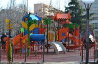 Изграждането на детски площадки