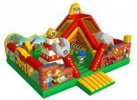 Детска надуваема площадка за игра
