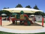 сенник за детска площадка по поръчка 184-0