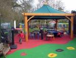 сенник  за детска площадка 187-0