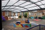 сенници за детска площадка от поликарбонат