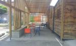 навеси за детска площадка от поликарбонат по поръчка цени