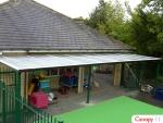 фирми сенник  за детска площадка от поликарбонат