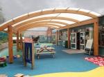 сенници по поръчка за детска площадка от поликарбонат по-поръчка