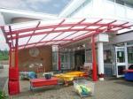 производител сенник  за детска площадка от поликарбонат