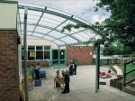 сенници по поръчка за детска площадка от поликарбонат