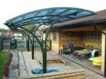 навеси за детска площадка от поликарбонат по поръчка фирми