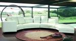 луксозни заоблени дизайнерски дивани