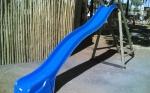 стъклопластова детска пързалка